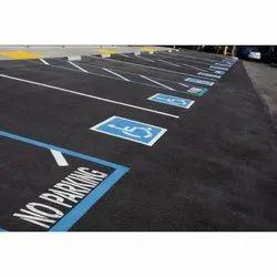 No Parking Road Marking Service
