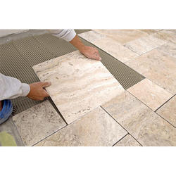 Laminate and Solid Wood Residential Stone Flooring Service