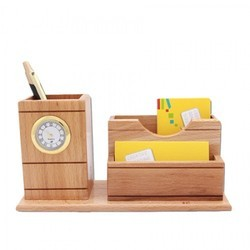Pen Stand And Visiting Card Holder