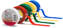 3M Multicolor Temflex 1500 General Purpose PVC