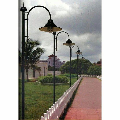 Garden Outdoor Light Pole