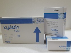 Colistimethate Sodium Injection IP