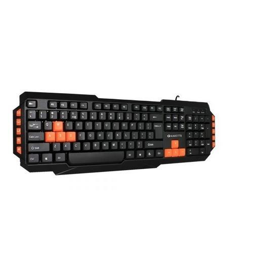 673bfa15df3 Amkette Keyboards - Amkette Lexus Multimedia Wired Keyboard (Black ...