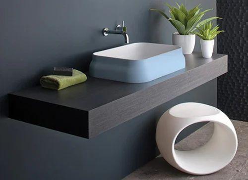 Roca Stainless Steel Designer Wash Basin, Home 360 Degree ...