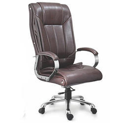 SPS-135 High Back Director Leather Chair