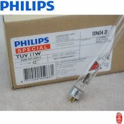 Round Cool Blue Philips TUV 11W G11 T5 UVC Lamps UV-C Light for Disinfection