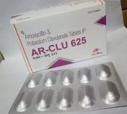 Amoxycillin 500 Mg Clavulanic Acid 125 Mg Tablet For Hospitals, Nursing Homes & Doctors