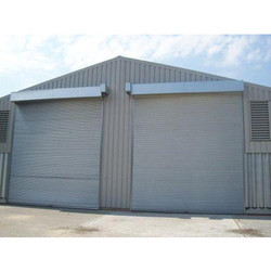 Automatic Industrial Shutter