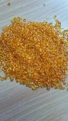 Polycarbonate Orange Transparent Granules