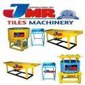 Interlocking Block Tiles Making Machine