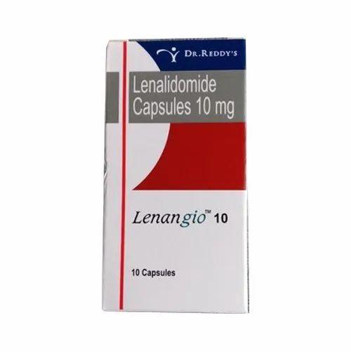 10 Mg Lenalid Lenalidomide Capsule
