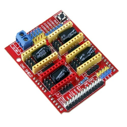 CNC GRBL Controller Shield V3, Electric Circuit Components & Spares