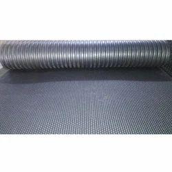 Rectangular Rubber Floor Mat