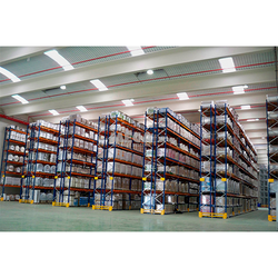 Heavy Duty Pallet Storage System