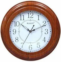 Blazon Analog BHG 049 Round Office Wall Clock