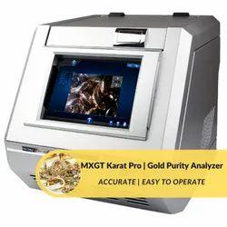 Karat Meter - Test Gold Ornaments, Melt Samples in Seconds