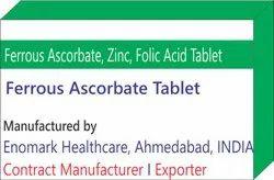 Ferrous Ascorbate Tablet