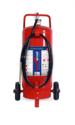 25 Kg. Dry Chemical Powder Trolley Type Fire Extinguisher