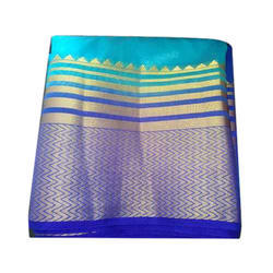 Ladies Zari Border Banarasi Saree