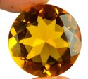 AAA Quality Lab Certified Natural Yellow Topaz