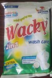 White Wacky Detergent Powder (1Kg)