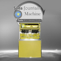 Kelvinstar Soda Fountain Machine