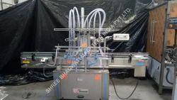 Oil Filling Machine for Bottle