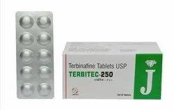 Allopathic Terbitec-250 for Anti-Infective
