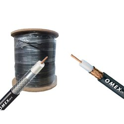 1 Core 90 M PVC Insulated Coaxial Cable, Packaging Type: Roll