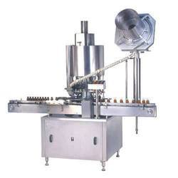 Pack Tech Automatic Cap Sealing Machine