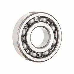 Chrome Steel Single Row Deep Groove Ball Bearings, for Machinery, Single
