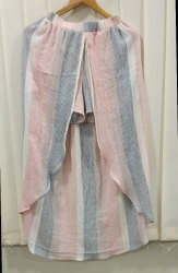 Ladies Short With Long Cape