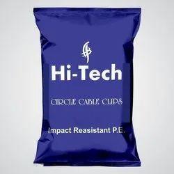 Hitech Cable Clip 9Mm