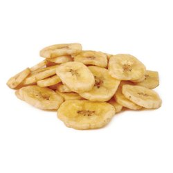 Plastic Bag Banana Chips