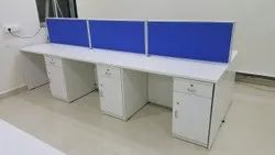 Office Working Table  - 6 Seater