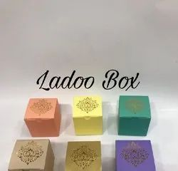 Food Serving Paper Tray, for Laddu Packaging