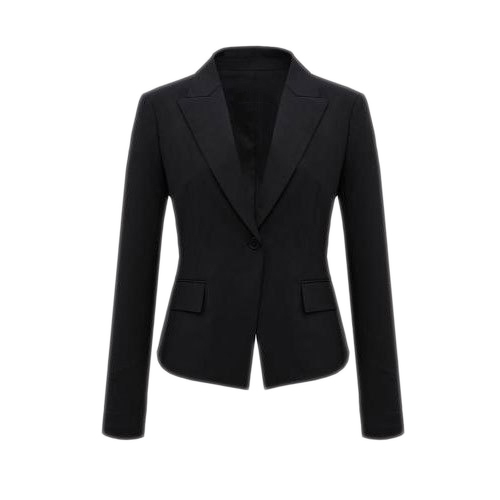 Girls Black School Blazer
