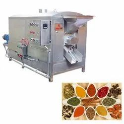 Spice Batch Roasting Machine