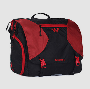 205274857e Wildcraft Ard Messenger Bag For Outdoor Travel - Red at Rs 2099 ...