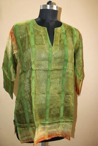 36233f25893 Multicolor Women Silk Tunics, Rs 250 /piece, Mango Gifts N Toys   ID ...