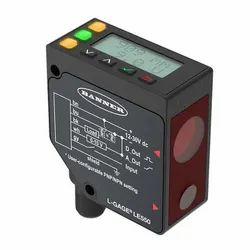 Banner LE Series  Laser Displacement Sensor