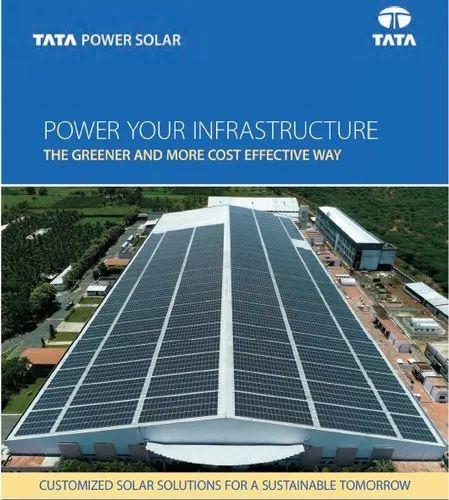 Tata Solar Rooftop Shree Solar Tech Id 22006524473