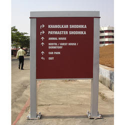 4A External Directional Signage