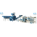 Blue Fly Ash Brick Manufacturing Plant