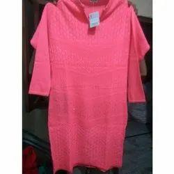 Casual XL Ladies Woolen Top