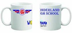 350 ML Promotional Printed Mugs