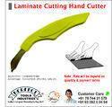 laminate cutting hand cutter