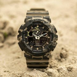 Army Casio G Shock Watch