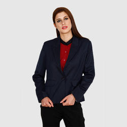 UB-BLAZ-BLU-F-0019 Corporate Blazer
