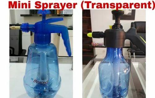 Plastic Sprey Pump, manual, Capacity: 1 Ltr